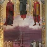 Пророка Господня песньми почтим, Илию Фесвитянина, и ревнителя пресветла
