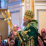 Приспе днесь праздник пренесения честных твоих мощей, преподобне отче наш Феодосие