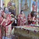 В день памяти свв. мчч. Бориса и Глеба митр. Павел совершил Литургию