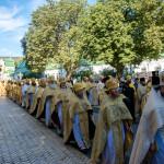 В Лавре состоялись торжества по случаю годовщины со дня интронизации Блаженнейшего Митрополита Онуфрия (видео)