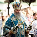 Ангели торжествуют честное преставление Божия Матере и к веселию нас, земных, призывают (обновлено)