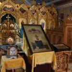 Вокруг столицы был проведен крестный ход с лаврскими святынями