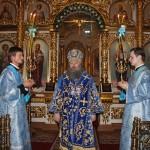 Митрополит Павел возглавил юбилейные торжества Святогорской Зимненской обители