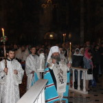 Митрополит Павел совершил заупокойные богослужения в память о погибших студентах при пожаре в МДАиС (видео)