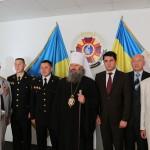 Наместник Лавры поздравил спасателей с их профессиональным праздником