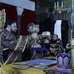 В день памяти Усекновения главы св. Иоанна Крестителя митрополит Павел совершил Литургию в храме прпп. Антония и Феодосия Печерских (обновлено)