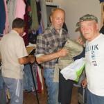 В Лавре помогают малоимущим подготовиться к похолоданию благодаря неравнодушным людям