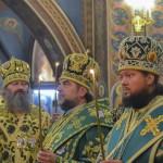 Митрополит Павел участвовал в торжествах Винницкой епархии