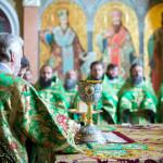 Феодосий богомудрый, полк воинов духовных преподобных отец собра (видео)