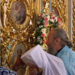 Иоаким и Анна торжествуют, начаток рождше нашего спасения, едину Богородицу (видео)