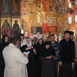 Митрополит Павел возглавил Литургию в монастыре Марии Магдалины (обновлено)