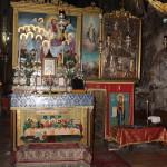 Наместник Лавры совершил Литургию в Гефсимании