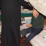 Социальный отдел Лавры оказывает адресную помощь приюту для переселенцев