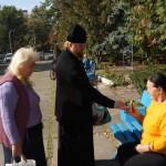Социальный отдел духовно окормляет ветеранов труда