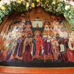 Наместник Лавры почтил память святых земли Волынской