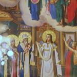 Покрый и ныне Госпоже нас, омофором милости Твоея!