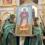 Митрополит Павел принял участие в канонизации святого праведного Петра Калнышевского