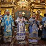 Митрополит Павел возглавил Литургию в кафедральном соборе Винницы