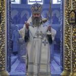 Под кров Твой державный с верою прибегаем: покрый и соблюди, Госпоже, молитвами Твоими