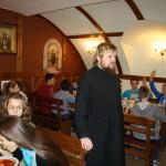 В Лавре принимали одаренных детей-сирот