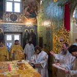 Наместник Лавры совершил заупокойное богослужение на Георгиевском подворье Городокского монастыря (обновлено)