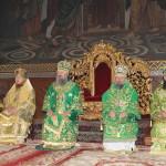 Наместник Лавры возглавил праздничное богослужение в Покровском монастыре г. Киева