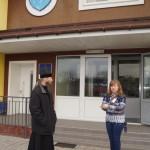 Положено начало сотрудничеству соцотдела Лавры с детдомом города Макаров Киевской области