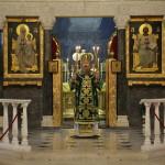 В день памяти прп. Саввы Освященного Наместник Лавры помолился об усопших благотворителях обители