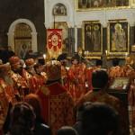 Митрополит Павел молитвенно почтил память великомученицы Варвары
