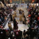 В Лавре для детей из восточных областей Украины был организован праздник под названием «Молитва за мир»