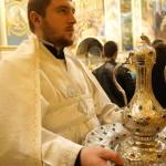 В день юбилея архиерейского служения Его Блаженства Митрополит Онуфрий возглавил богослужения в Успенском соборе Лавры (видео)