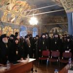 Священнослужители Лавры участвовали в заседаниях XXIV Международных Рождественских образовательных чтений