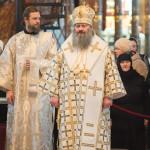 В праздник Собора Иоанна Предтечи митрополит Павел возглавил Литургию