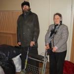 Братия Лавры продолжает оказывать помощь людям с ограниченными возможностями