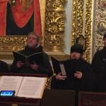 Впечатления участников нового аудиопроекта о записи песнопений Пасхальной заутрени (видео)
