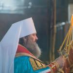 Намісник Лаври очолив спів акафісту св. вмц. Варварі