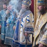 В праздник Иверской иконы Пресвятой Богородицы митрополит Павел возглавил богослужение