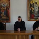 В Лавре состоялась вторая просветительская встреча братии с православной молодежью