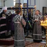Наместник Лавры совершил чтение Великого покаянного канона в Варваринском храме столицы