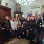 В Лавре началось информационное паломничество для представителей ближнего зарубежья