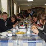 Обитель принимала юных паломников из Житомирской области