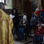 У Лаврі для гостей в інвалідних візках провели паломницьку екскурсію