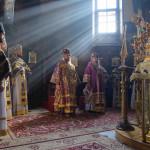 Годовщину несения своего послушания Наместника Лавры молитвенно отметил митрополит Павел