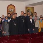 В Лавре состоялось третье собрание молодежного объединения