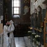 Митрополит Павел возглавил богослужения Лазаревой Cубботы