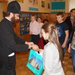 Братия Лавры заботится о тяжелобольных детях и детях из детдома