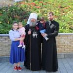 Митрополит Павел принимал многочисленные поздравления с днем рождения и годовщиной рукоположения в архиереи