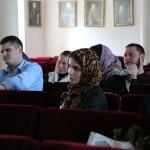 В Лавре состоялась традиционная встреча православной молодежи