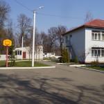 Насельники Лавры посетили детский реабилитационный центр