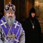 В день своего юбилея Наместник Лавры возглавил Литургию